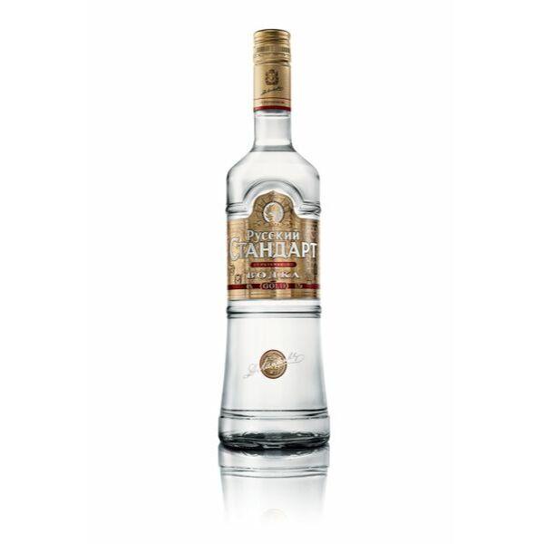 Russian Standard Gold Vodka 0,7L 40%