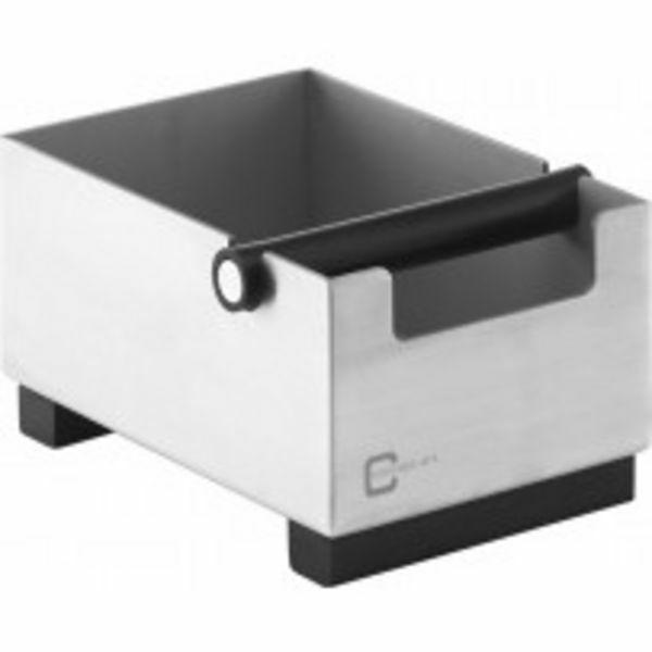 Exclusív fém zaccfiók - knock box