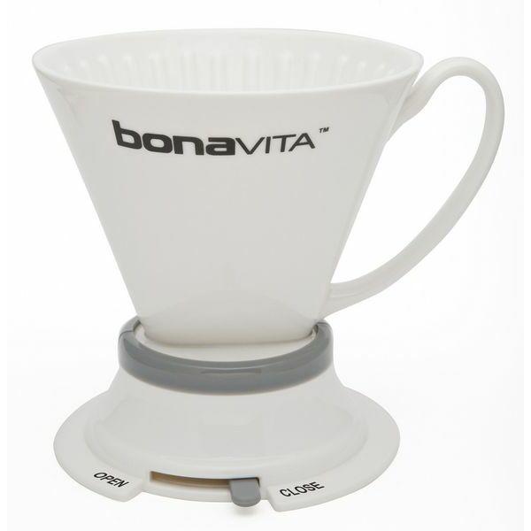 Bonavita elzárható kerámia dripper