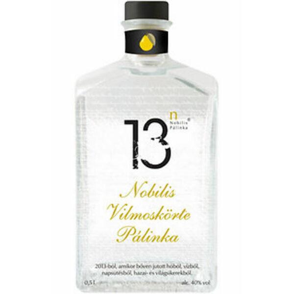 Nobilis Vilmoskörte pálinka 0,5 40%