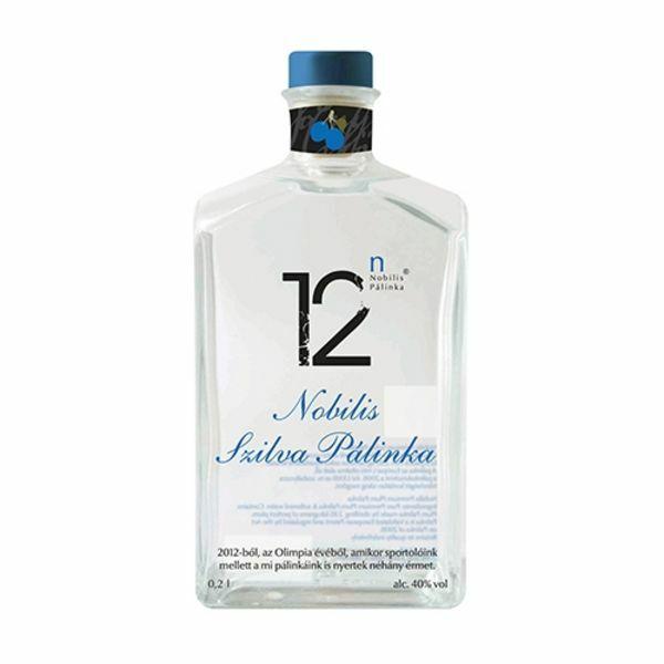 Nobilis Szilva Pálinka 0,5L 40%