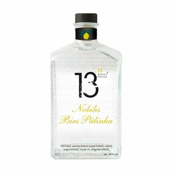 Nobilis Birs Pálinka 0,5L 40%