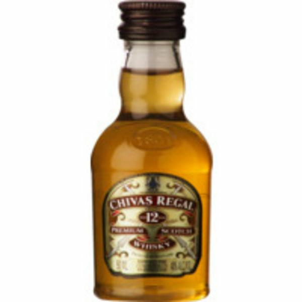 Chivas Regal 12 years whisky 0,05L 40%