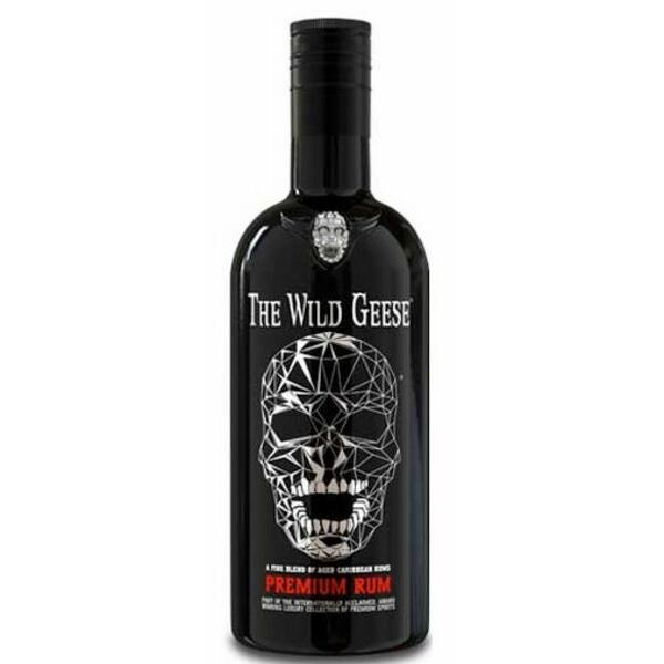 Wild Geese Premium rum 0,7L 40%