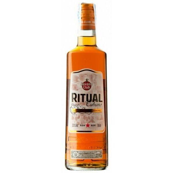Havana Club Ritual rum 0,7L 37,5%