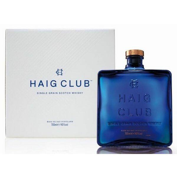 Haig Club whisky pdd. 0,7L 40%