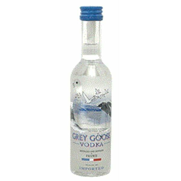 Grey Goose Original Vodka mini 0,05L 40%