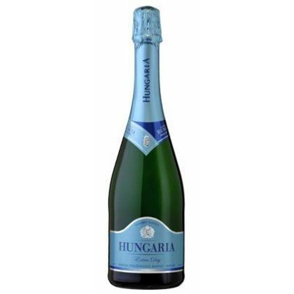 Hungária Extra dry pezsgő száraz 0,75L 12%