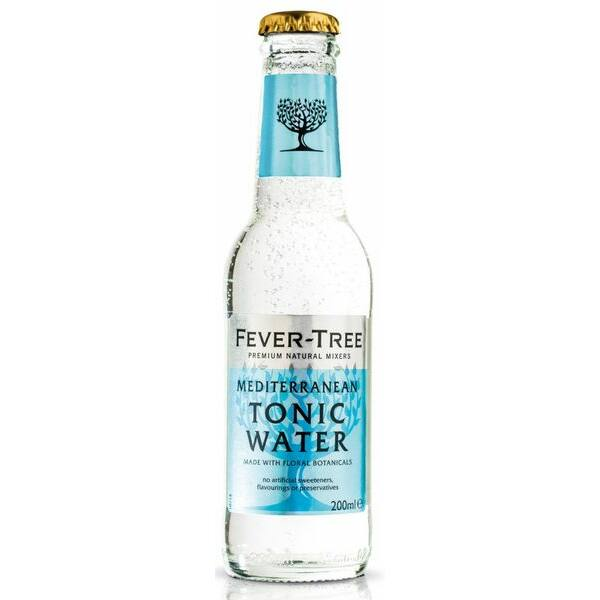 Fever Tree Mediterranean tonic 0,2L