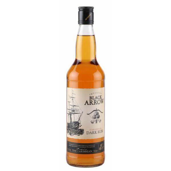 Black Arrow Dark rum 0,7L 37,5%