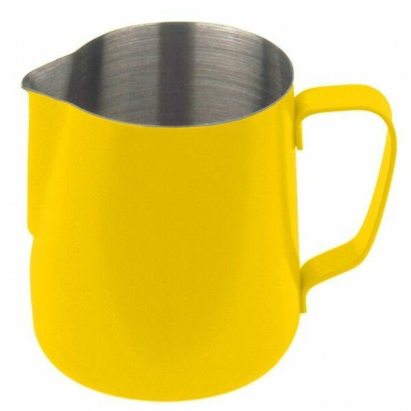 Concept Art tejkiöntő - tejhabosító sárga 0,6L