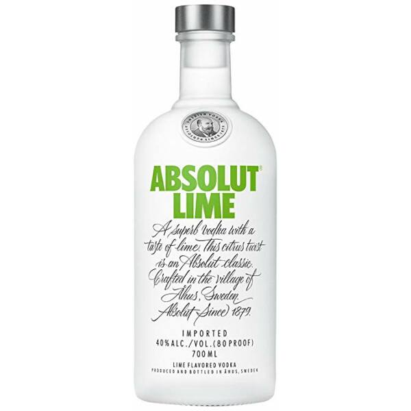 Absolut Lime 1,0 40%