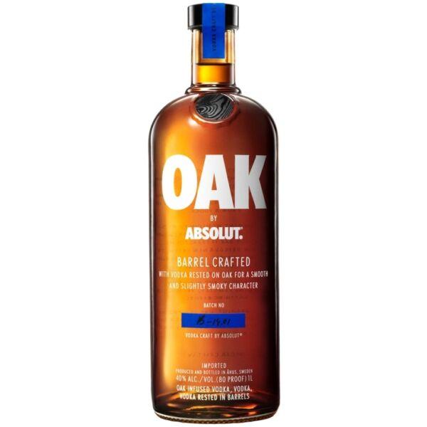 Absolut Oak vodka 1,0 40%