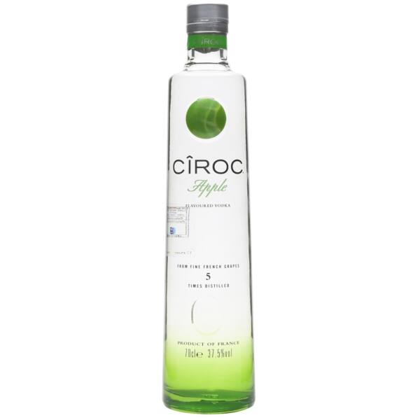 Ciroc Apple vodka 0,7L 37,5%
