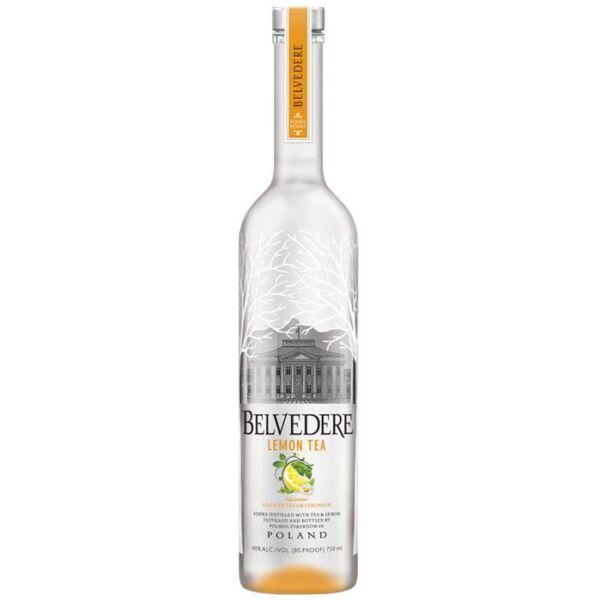 Belvedere Vodka Lemon Tea 1L 40%