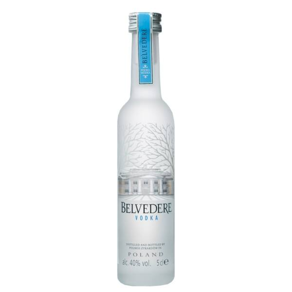 Belvedere Vodka mini 0,05L 40%