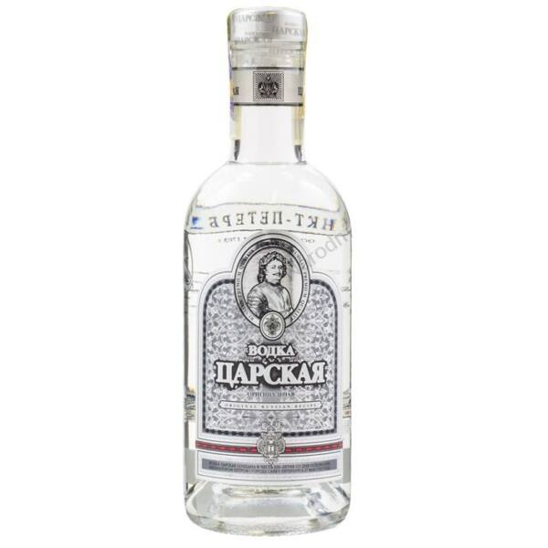 Carskaja Original Vodka mini 0,05L 40%