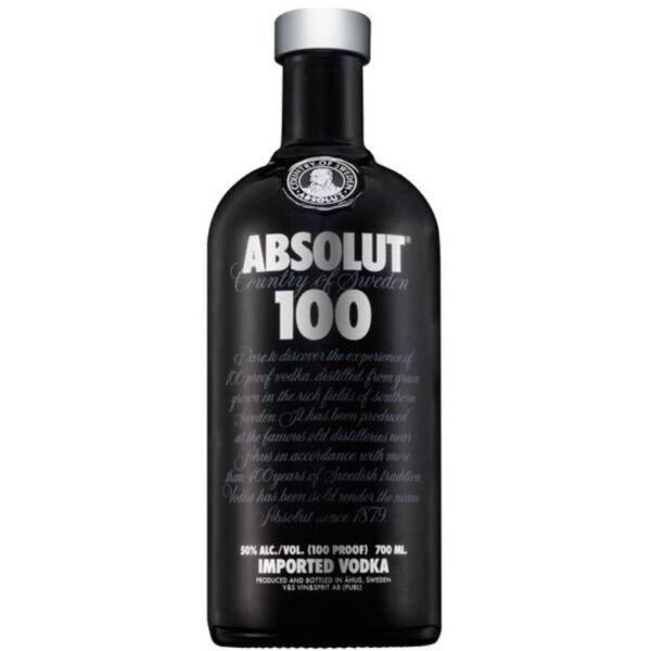 Absolut 100 Vodka 0,7L 50%