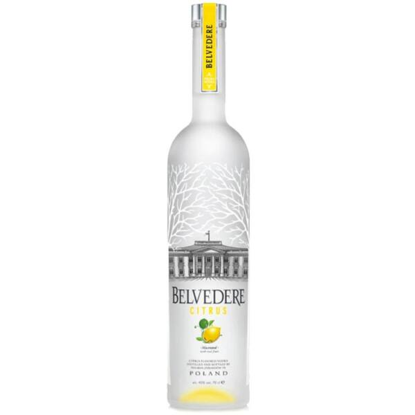 Belvedere Citrus vodka 0,7L 40%