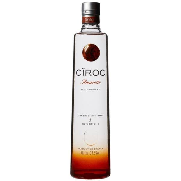 Ciroc Amaretto Vodka mandulás 0,7L 37,5%