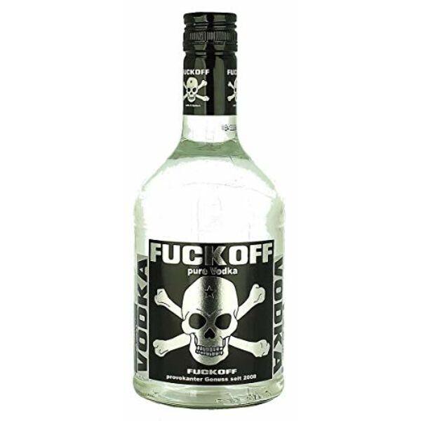 Fuckoff Pure Vodka 0,7L 40%