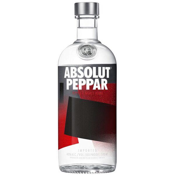 Absolut Vodka Peppar 1L 40%