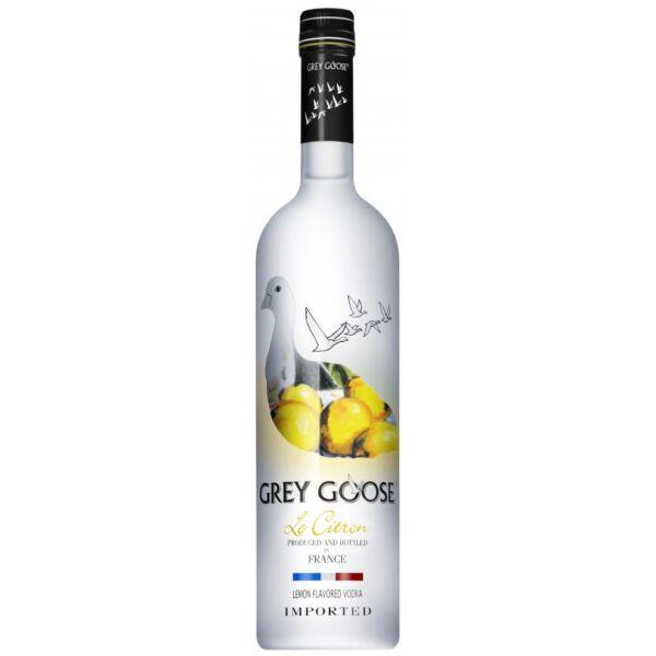 Grey Goose Citrom Vodka 1L 40%