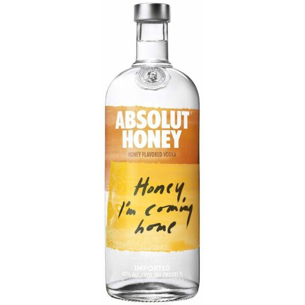 Absolut Vodka Honey 1L 40%