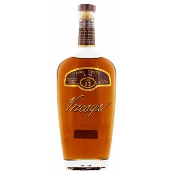 Vizcaya Rum Cask 12 40% 0,7