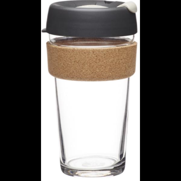 KeepCup brew to go ESPRESSO parafa/üveg  pohár 480 ml
