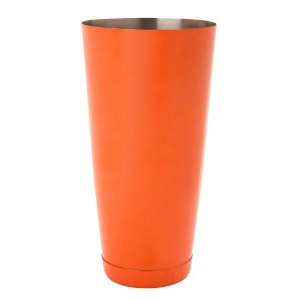 The Bars minőségi súlyozott boston koktél shaker narancssárga