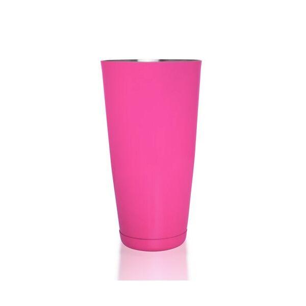 The Bars minőségi súlyozott boston koktél shaker rózsaszín