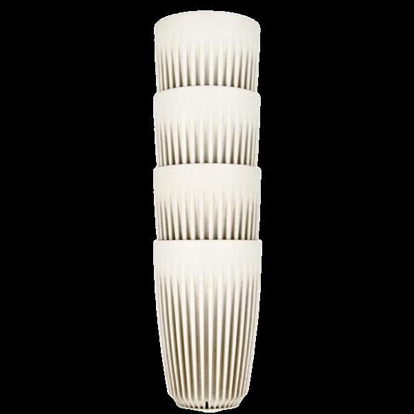 HuskeeCup pohár kávés termosz NATURAL 350 ml