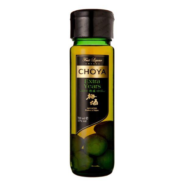 Choya Extra Years Japán umelikőr 0,7L 17%