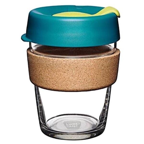 KeepCup brew to go TURBINE parafa/üveg pohár 360 ml