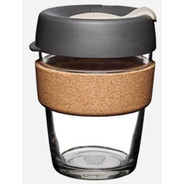 KeepCup caferange to go üveg/parafa pohár press 360 ml
