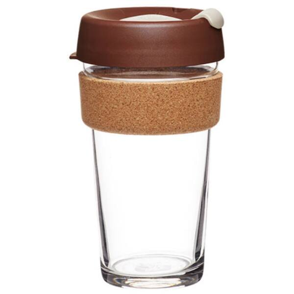 KeepCup caferange to go parafa/üveg pohár almond 480 ml