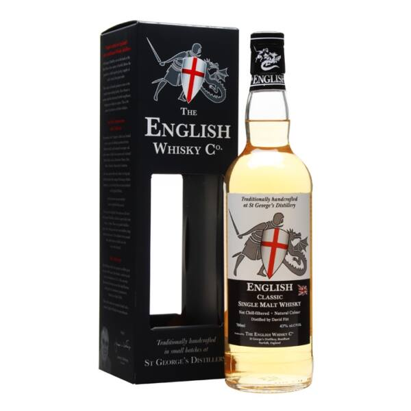 English Whisky Classic 0,7L 43% pdd.