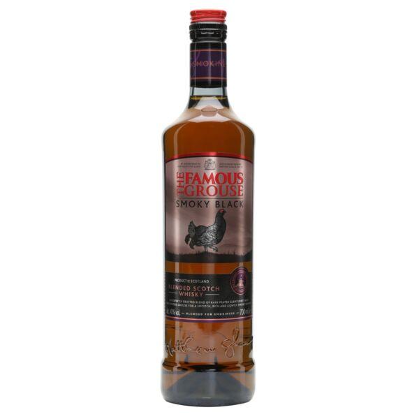 Famous Grouse Smoky Black whisky 1L 40%