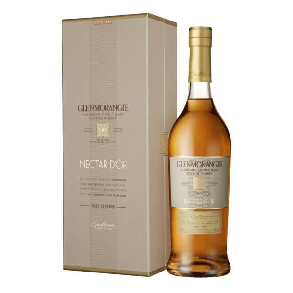 Glenmorangie Nectar D'or 12y. whisky 0,7L dd. 46%