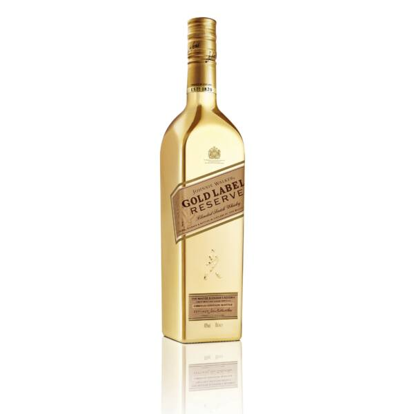 Johnnie Walker Gold Reserve Limited GOLD LABEL Edition 0,7L  40%