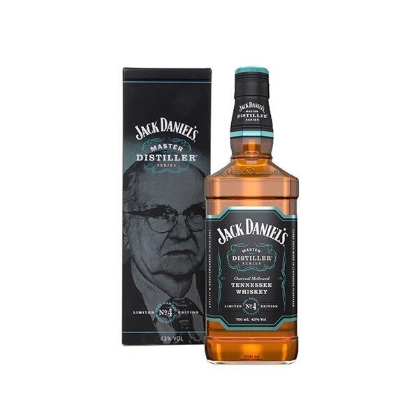 Jack Daniels Master Distiller No.4 whisky 1L 43% pdd.