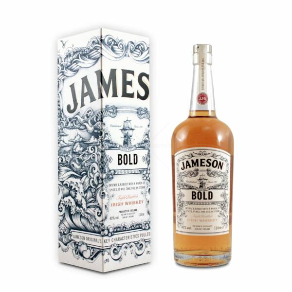 Jameson Bold whisky 1L 40% pdd.