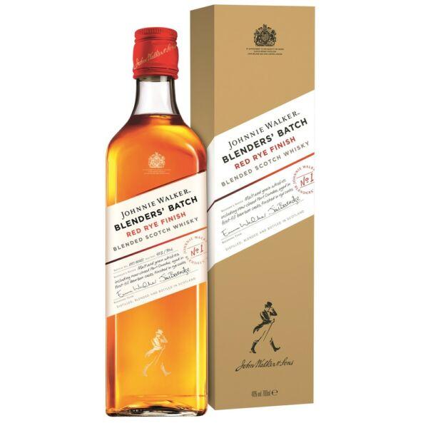 Johnnie Walker Red Rye Finish pdd. 0,7L 40%