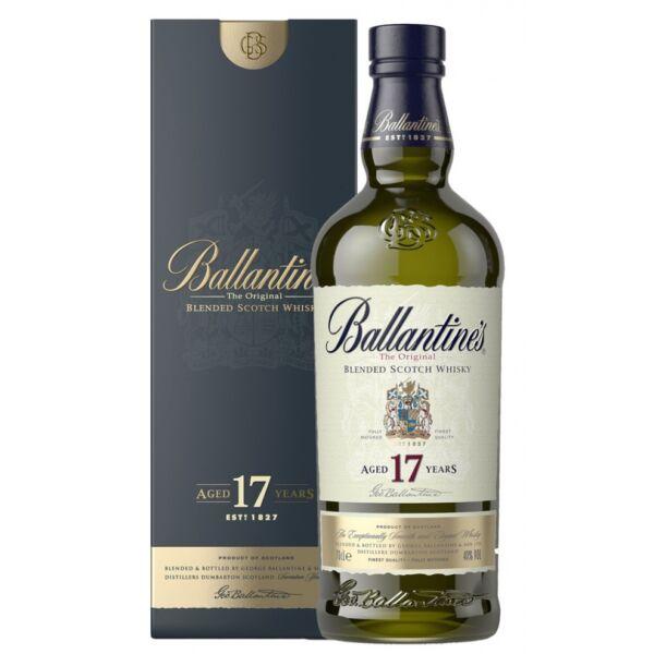 Ballantines 17 years 0,7L 40% pdd.