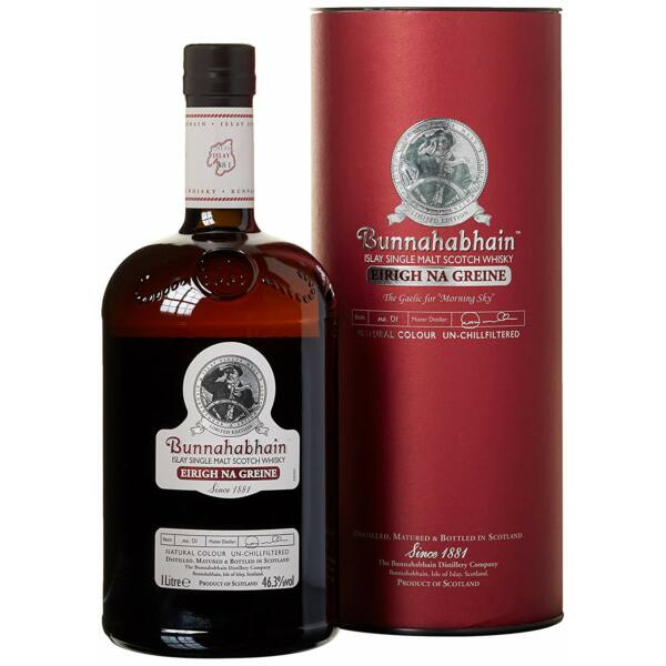 Bunnahabhain single malt skót whisky 0,7 L 46,3%