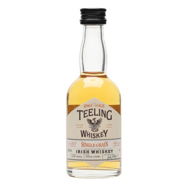 Teeling Single Grain whiskey mini 0,05L 46%