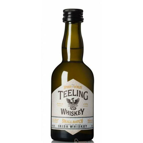 Teeling Small Batch whiskey mini 0,05L 46%