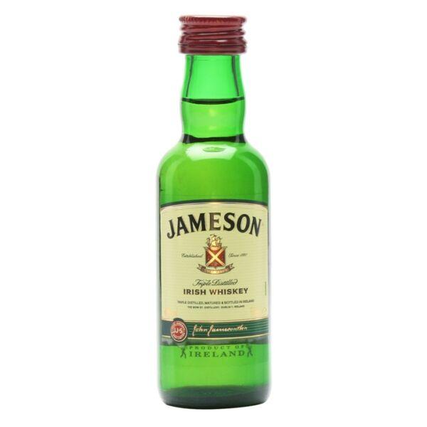 Jameson whiskey mini 0,05L 40%