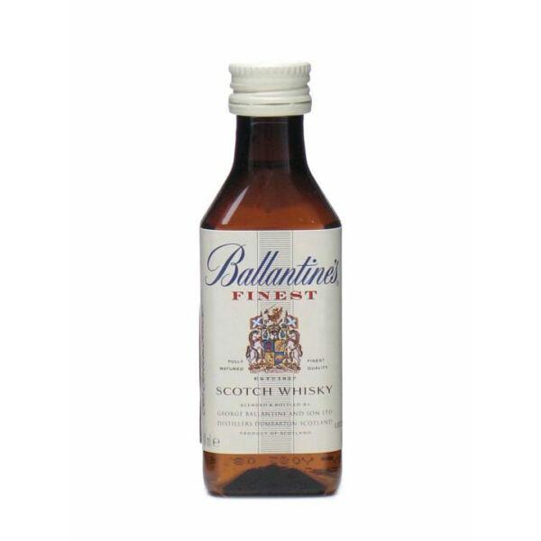 Ballantines whisky mini 0,05L 46%